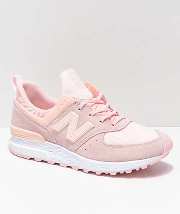 New Balance Lifestyle 574 Sport Sunrise Glow zapatos