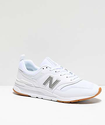 New Balance Lifestyle 997H White & Silver Shoes