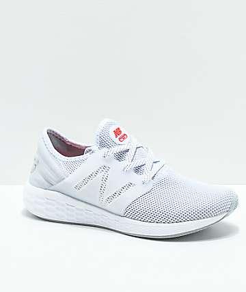 New Balance Lifestyle Fresh Foam Cruz zapatos blancos