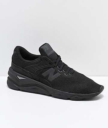 New Balance Lifestyle X-90 Black Shoes