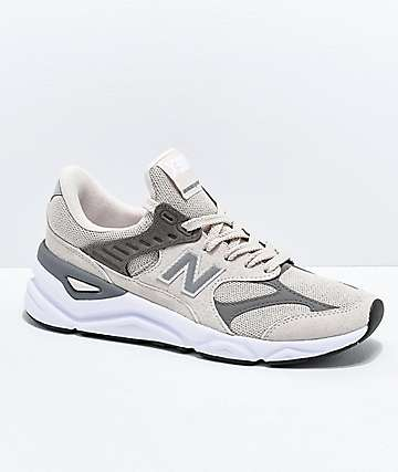 New Balance Lifestyle X90 Reconstruct Moonbeam & Rock Shoes