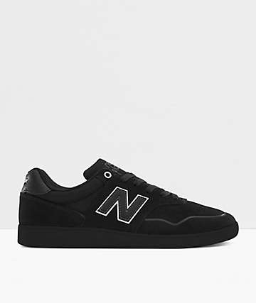 New Balance Numeric 288 Black Skate Shoes