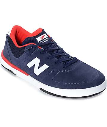 New Balance Numeric 533 Stratford Boston Navy Shoes
