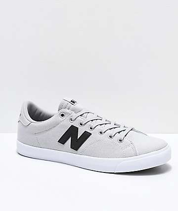 New Balance Numeric AM 210 Grey, Black White Skate Shoes