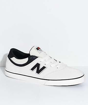 New Balance Numeric Quincy 254 Salt & Black Skate Shoes