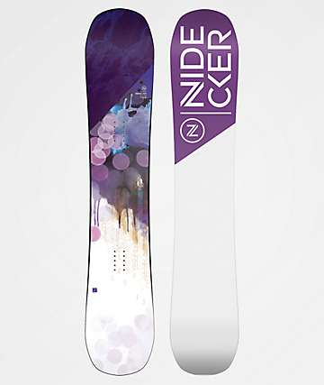 Nidecker Angel Snowboard Women's 2020