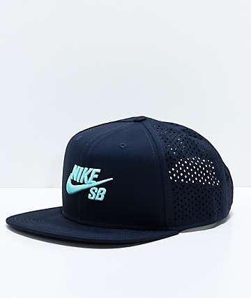 Nike SB Aero Pro Team Obsidian Snapback Hat