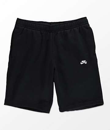 Nike SB Black Fleece Shorts