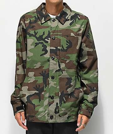 Nike SB Chore chaqueta de camuflaje