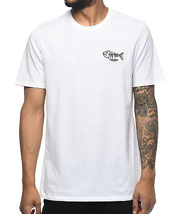 Nike SB Dead Fish White T-Shirt