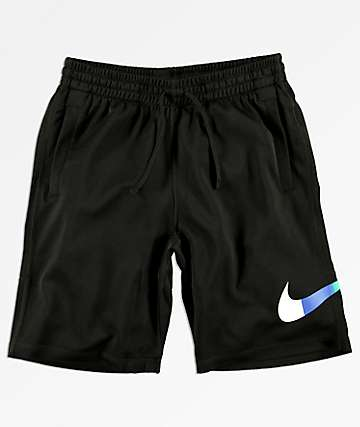 Nike SB Dri-Fit Black Shorts
