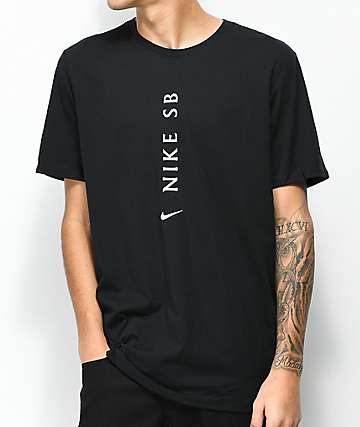 Nike SB Dri-Fit DFC camiseta negra