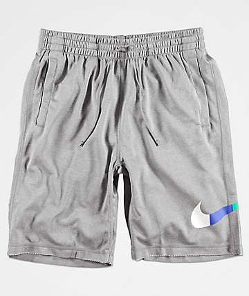 Nike SB Dri-Fit Sunday Grey & Multicolored Shorts