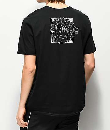 Nike SB Fish Black T-Shirt