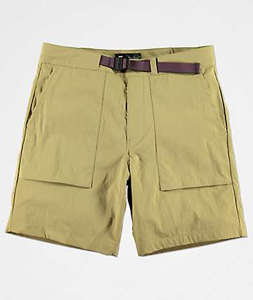 Nike SB Flex Everett Khaki Shorts