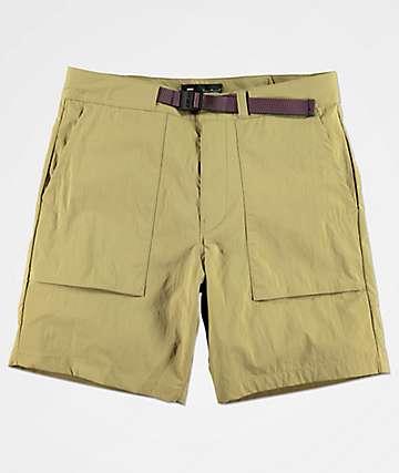 Nike SB Flex Everett shorts caqui