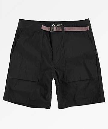 Nike SB Flex Everett shorts negros