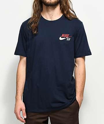 Nike SB Futura Obsidian camiseta