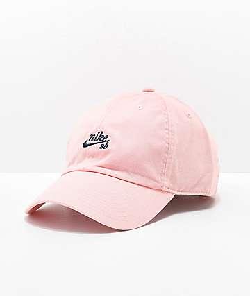 Nike SB H86 Icon Storm Pink Strapback Hat