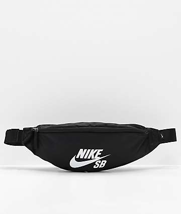 Nike SB Heritage Black Hip Pack