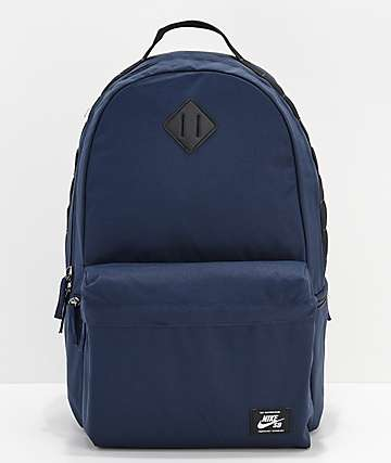 Nike SB Icon Obsidian & Black Backpack
