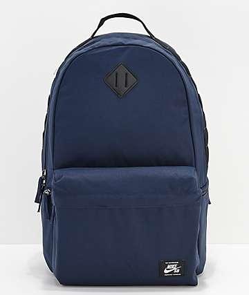 Nike SB Icon Obsidian & Black Backpack