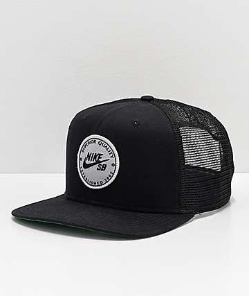Nike SB Procap gorra de camionero negro cc52b602a8d