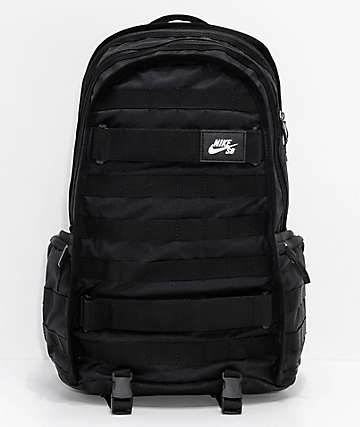 8cd386bdcd Nike SB RPM Black Backpack