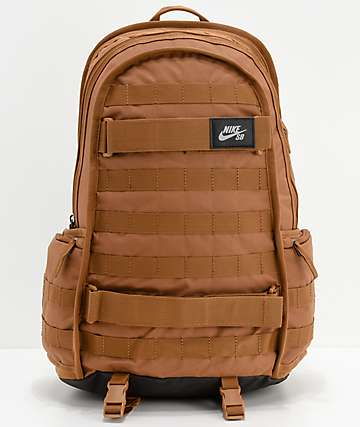 Nike SB RPM Solid Ale Brown Backpack