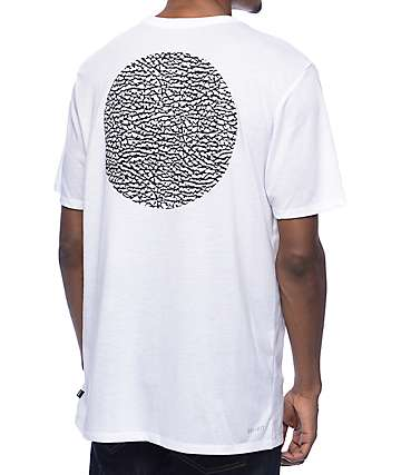 Nike SB S+ Roads White T-Shirt