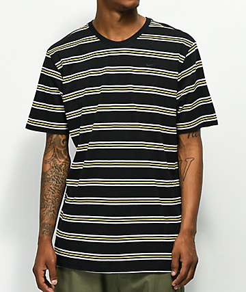 Nike SB Summer Stripe Black T-Shirt