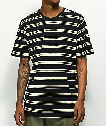 Nike SB Summer Stripe Black T-Shirt