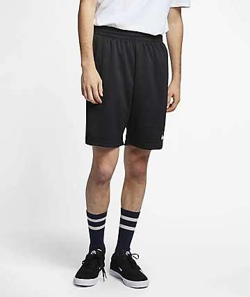 Nike SB Sunday Morning Dri-Fit Black Shorts