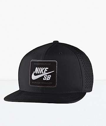 Nike SB U Nk Arobill Pro 2.0 Black Snapback Hat