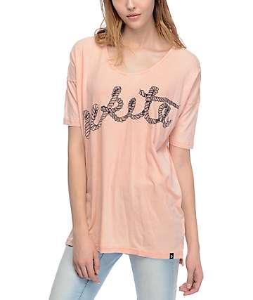 Nikita Gale Logo Desert Flower T-Shirt