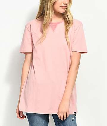 Ninth Hall Ace Champ Pink T-Shirt