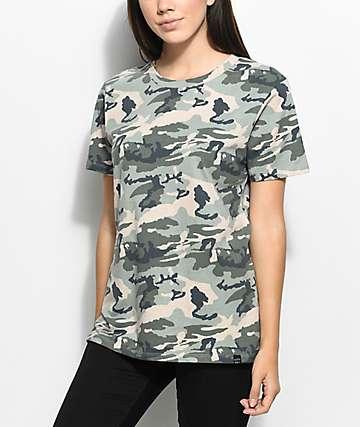Ninth Hall Addison Camo T-Shirt