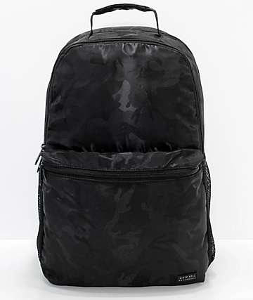 Ninth Hall Camo Rune Black Backpack