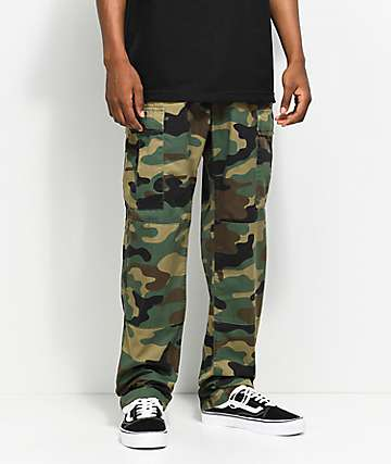 Ninth Hall Corporal Camo Cargo Pants