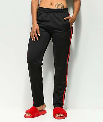 Ninth Hall Cosima Black Track Pant