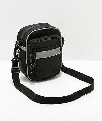 Ninth Hall Equipped Black Shoulder Bag