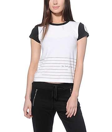 Ninth Hall Ezra Crop T-Shirt