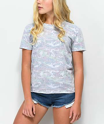 Ninth Hall Noah Camo T-Shirt