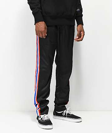 Ninth Hall Nordberg Black Track Pants