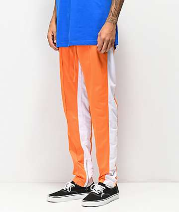 Ninth Hall Nordberg Orange Track Pants