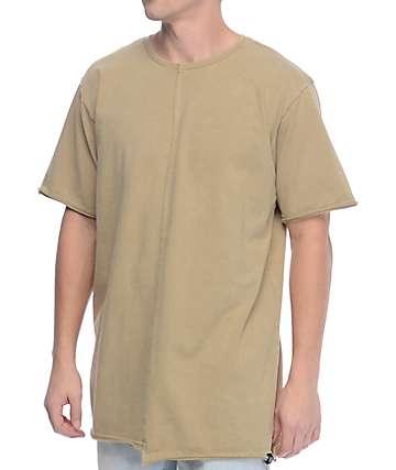 Ninth Hall Phase Split Sand Wash T-Shirt