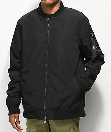 Ninth Hall Privation Black Jacket