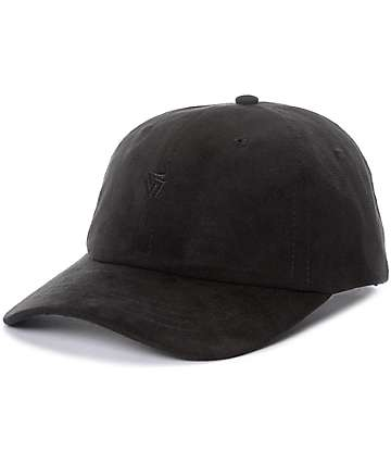 Ninth Hall Trifecta gorra béisbol en negro