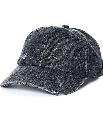 Ninth Hall Trifecta gorra strapback en negro