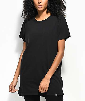 Ninth Hall Tully Black T-Shirt